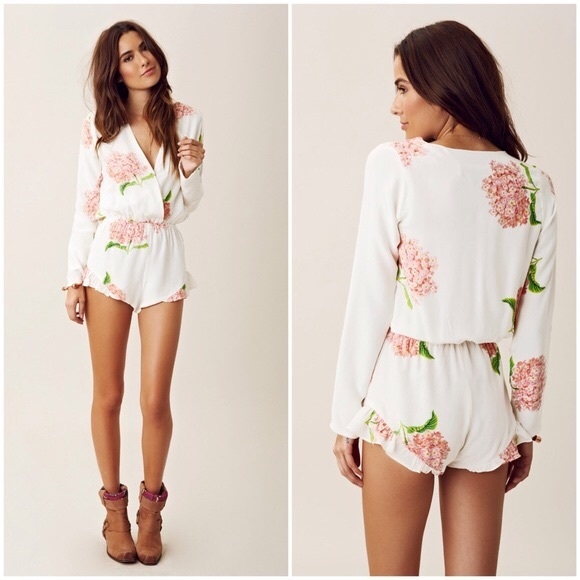 02b6e192e8a2 Stone Cold Fox Love Romper In Bloom